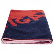 Towel STIGA Edge red/navy