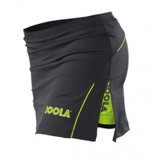 Skirt Joola Sina black-lime green