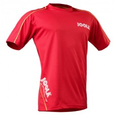 T-Shirt Joola Competition red