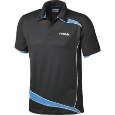 Shirt STIGA Discovery black/blue