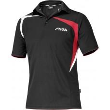 Shirt STIGA Intense black/red
