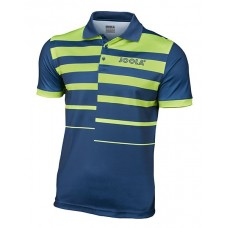 Shirt Joola Linares navy/lime