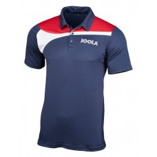 Shirt Joola Padova navy/red