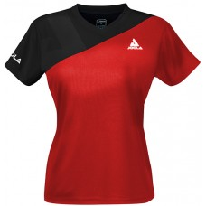 Shirt Joola Lady Ace red/black