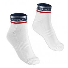 Socks Joola Fano white/navy