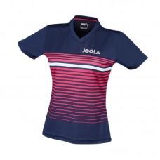 Shirt Joola Lady Stripes navy/pink/white