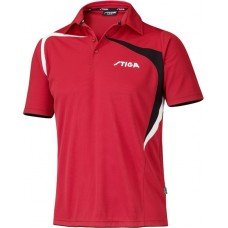 Shirt STIGA Intense red/black