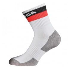 Socks STIGA Prime white/black/red junior
