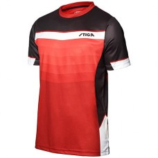 Shirt STIGA River red/black/white