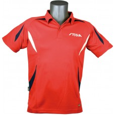 Shirt STIGA Style red