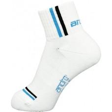 Socks andro Game white/blue
