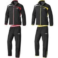 Tracksuit Stiga Challenge black/yellow